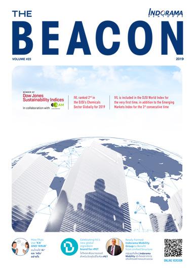 The Beacon Magazine
