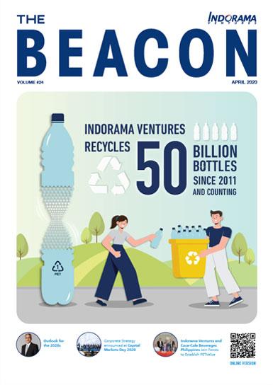 The Beacon Magazine V.24 2020