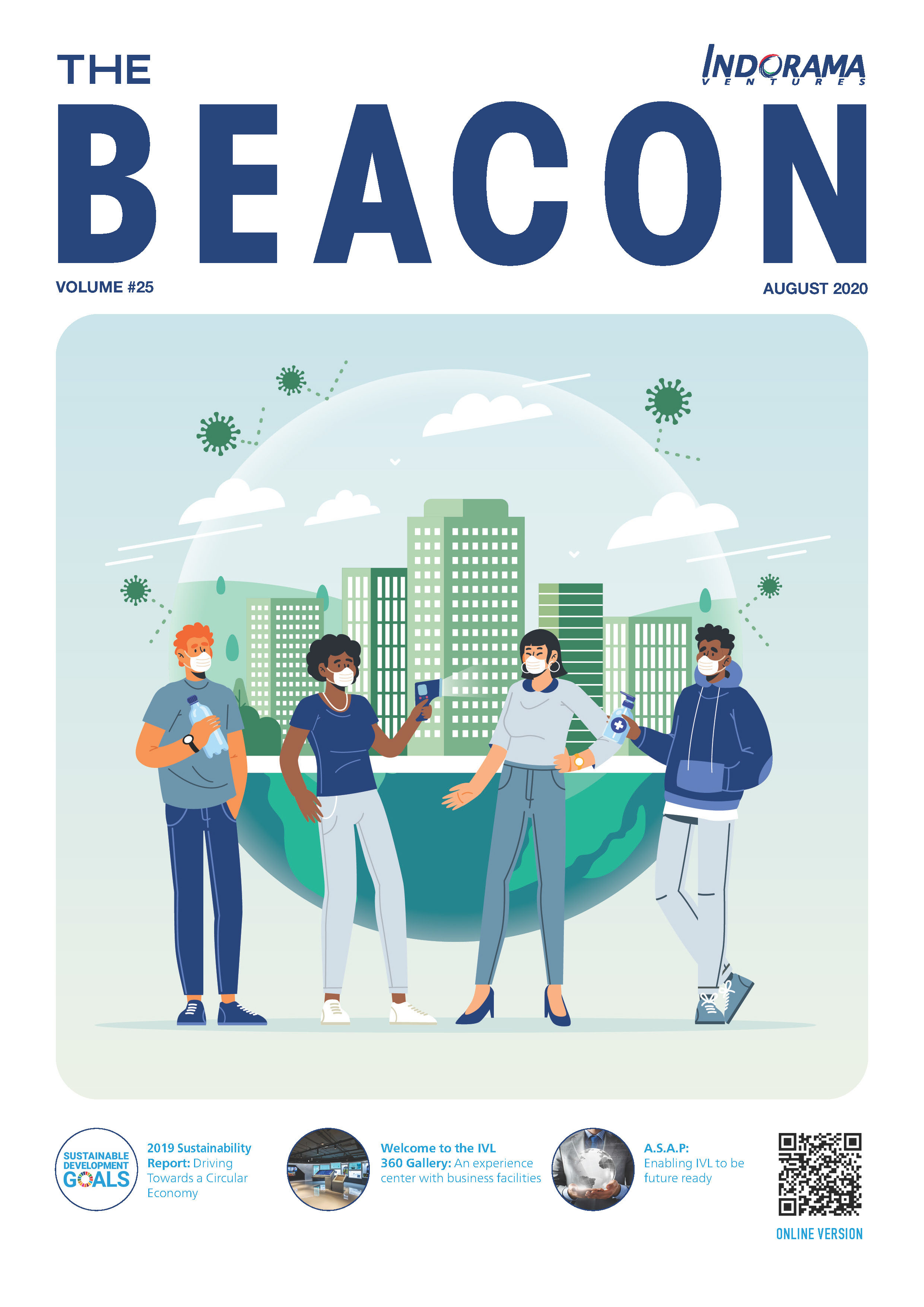 The Beacon Magazine V.25 2020