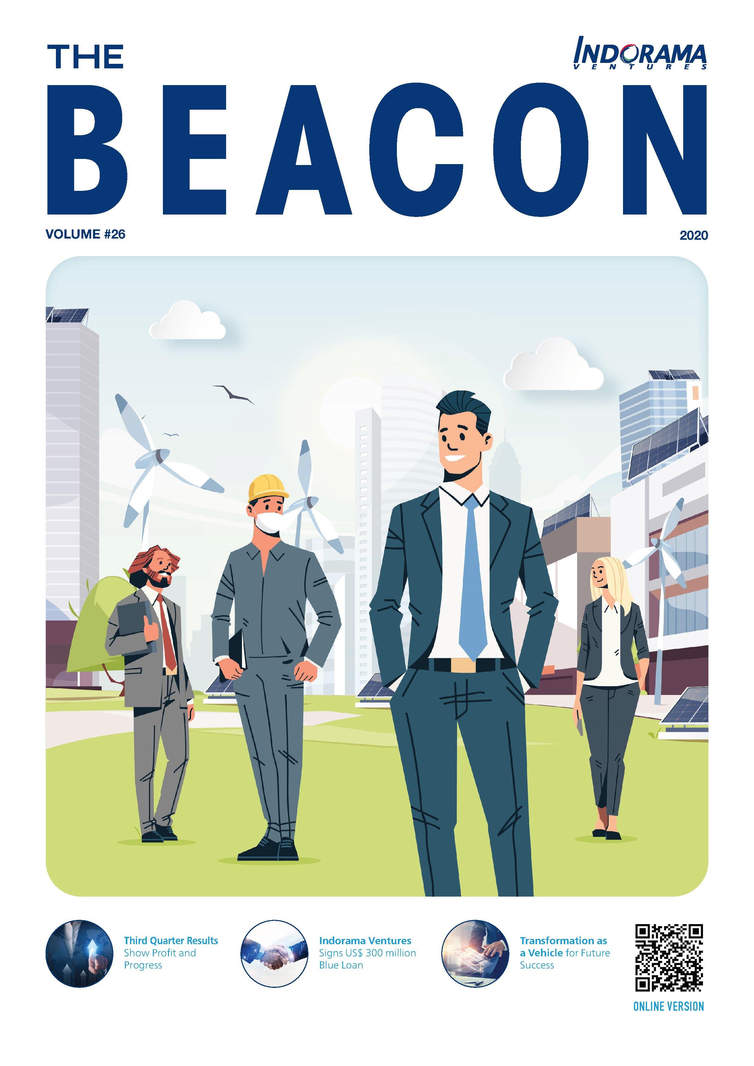 The Beacon Magazine V.26 2020