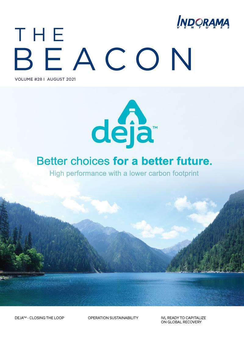 The Beacon Magazine V.28 2021